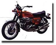 Tamiya  1/6 Honda CB750 OHC Four Cylinder TAM16001