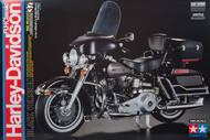 Tamiya  1/6 Harley Flh Classic Black TAM16037