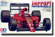 Tamiya  1/20 Ferrari F189 Portuguese G.P. TAM20024