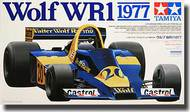 Tamiya  1/20 1977 Wolf WR1 Race Car TAM20064