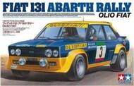 Tamiya  1/20 Fiat 131 Abarth Rally Olio Race Car TAM20069