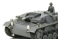 Tamiya  1/25 SturmgeschutZ Iii W/Aber P/E TAM25143