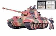 Tamiya  1/35 German King Tiger Ardennes with PE TAM25144