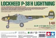 P-38H Lightning Fighter (Ltd Edition) - Pre-Order Item #TAM25199