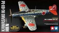 Tamiya  1/48 Kawaski Ki-61-Id Hien (Silver Color Plated with Camo Decals) Special Edition TAM25424