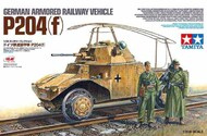 Tamiya  1/35 German Armored Railway Vehicle P204 1/35 TAM32413