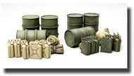 Tamiya  1/48 Jerry Can (and Oil Drum) Set TAM32510
