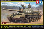 Russian T-55 Medium Tank - Pre-Order Item #TAM32598