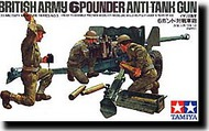 British 6 lbs. Anti Tank Gun #TAM35005