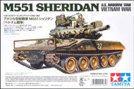 US M-551 Sheridan Airborne Tank Vietnam War #TAM35365