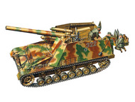 German Sd.Kfz. 165 Hummel Late Production Heavy Self-Propelled Howitzer (New Tool) #TAM35367