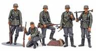 German Mid-WWII Infantry Set (5) #TAM35371