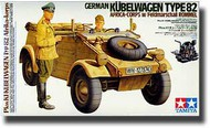 Tamiya  1/16 German Type 82 Kubelwagen Africa Corps (Re-Issue) TAM36202