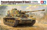 Tamiya  1/16 German Pz.Kpfw.IV Ausf J Tank w/Single Motor TAM36211