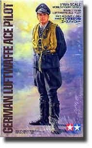 Tamiya  1/16 Luftwaffe Ace Pilot TAM36302