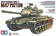 West German M47 Patton Tank #TAM37028