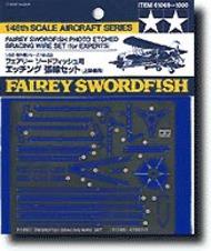 Fairey Swordfish Photo-Etch Parts #TAM61069
