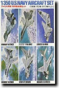 Tamiya  1/350 USN Aircraft Set #1 FTA78008 TAM78006
