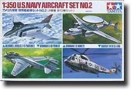 Tamiya  1/350 USN Aircraft Set No.2 Modern TAM78009