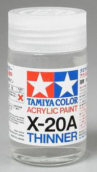 Tamiya Accessories  Tamiya-X Gloss Thinner for Acrylic Paints (46 ml) TAM81030