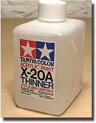 Acrylic / Poly Thinner X-20A 250ml #TAM81040