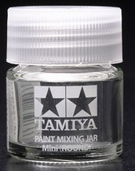 Paint Mixing Jar Mini Round (10ml Bottle) #TAM81044