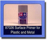Tamiya Accessories  Primer Surface Primer for Plastic or Metal TAM87026