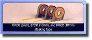 Tamiya Accessories  Masking Tape Masking Tape 6mm TAM87030