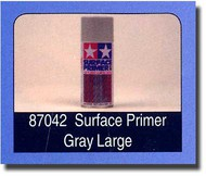Tamiya Accessories  Primer Gray Primer TAM87042