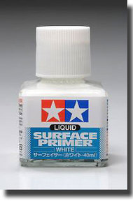 Tamiya Accessories  Primer Liquid Surface Primer 40ml TAM87096