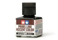 Dark Brown Panel Line Accent Color (40ml Bottle) #TAM87140