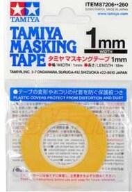 Tamiya  Masking Tape Masking Tape 1mm TAM87206