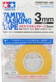 Tamiya  Masking Tape Masking Tape 3mm TAM87208