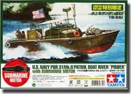 Tamiya  1/35 US Navy PBR 31 Mk.II Pibber TAM89735