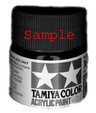 Tamiya Accessories  AcrylicMetallic Acrylic Mini X-13 Metallic Blu TAM81513
