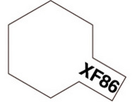 Flat Clear XF-86 Mini Acrylic Matte Finish TAM81786