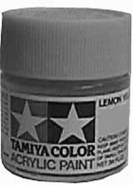 Tamiya Accessories  Tamiya-XF Flat XF-3 Flat Yellow Matte Finish TAM81303