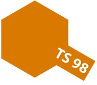 Tamiya Accessories  Tamiya Lacquer Spray Pure Orange TS-98 Lacquer Spray TAM85098