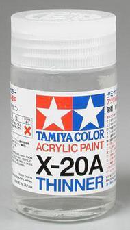 Tamiya  Thinner Acrylic Thinner (46ml) TAMX20A46