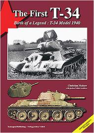 The First T-34 - Birth of a Legend : The T-34 Model 1940 #TKGBK017