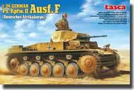 Asuka-Tasca Models  1/24 German Pz.Kpfw.II Ausf.F DAK PLA24002