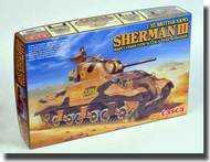 British Army Sherman III (early and initial VVS suspension) #PLA35017