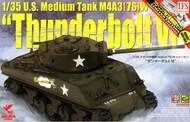 US Medium Tank M4A3(76)W Sherman