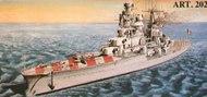 Tauro  1/400 'Pola' Italian WWII Cruiser TO202