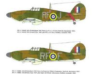 Techmod Decals  1/24 Hawker Hurricane Mk.I TCD24003