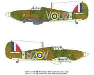 Techmod Decals  1/24 Hawker Hurricane Mk.I TCD24004