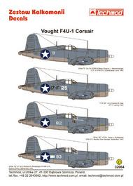 Vought F4U-1 Corsair #TCD32064
