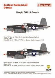 Vought F4U-1A (2) #TCD48040R