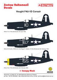 Vought F4U-1D Corsair (3) #TCD48068