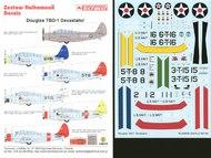 Douglas TBD-1 Devastator Pre War (6) 42- #TCD48810